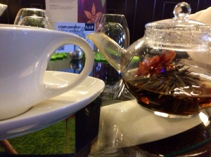 Flowering Osmanthus Tea - Bali Health Lounge - ESO 2014