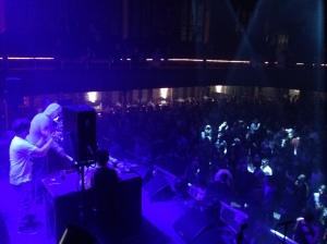 NYE 2013 Albert Hall